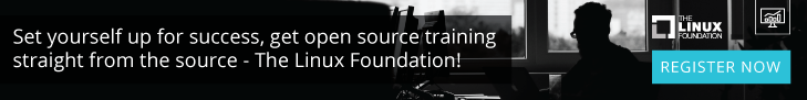 Linux Foundation - Training